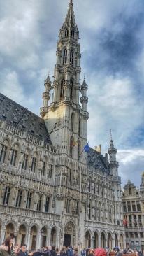 Сградата на общината, Брюксел