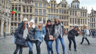 Площад Grand-Place, Брюксел