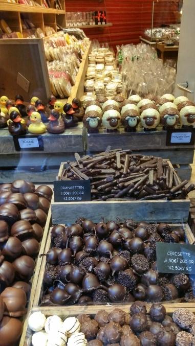 Още шоколадови изкушения